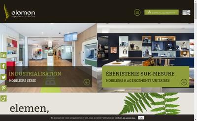 Site internet de Craie Design Touchtime