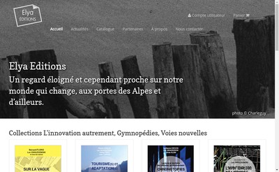 Site internet de Elyascop