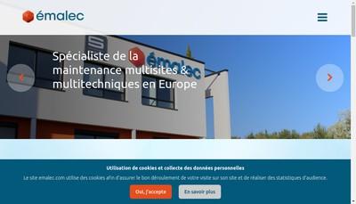 Site internet de Fitelec Service