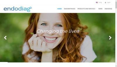 Site internet de Endodiag