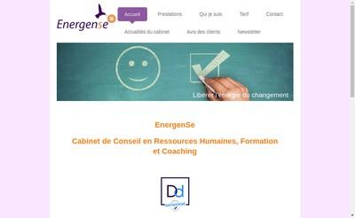 Site internet de Nathalie Blavier