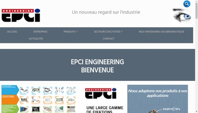 Site internet de Epci