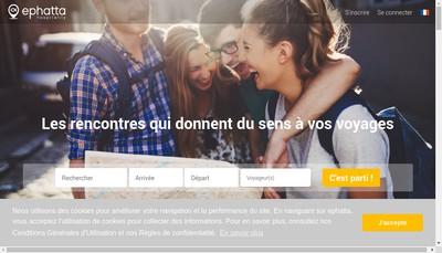 Site internet de Ephatta