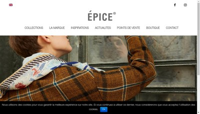 Site internet de Epice