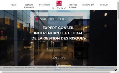 Site internet de Eufex