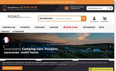 Site internet de Escale Nantaise