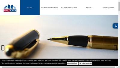 Site internet de ERGET BURO