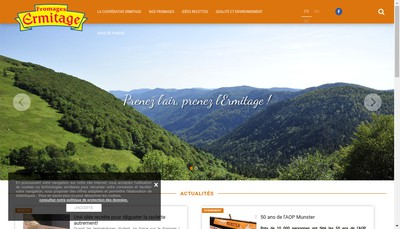 Site internet de Ftrecal