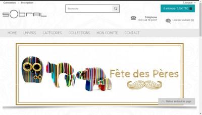 Site internet de Sobral