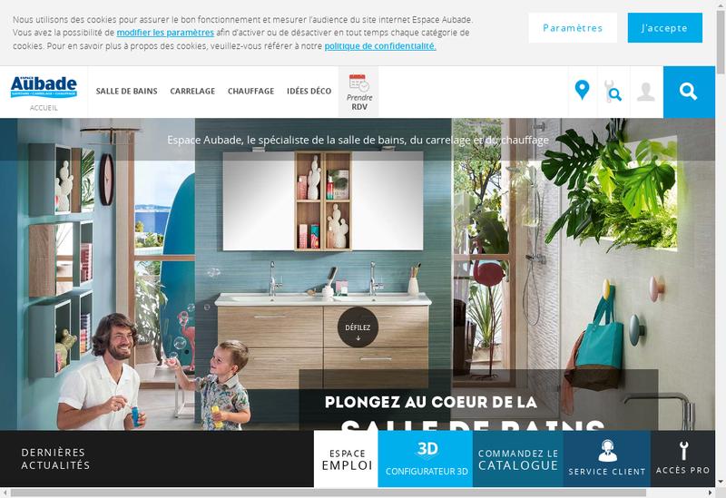 Capture d'écran du site de SAS Mequisa