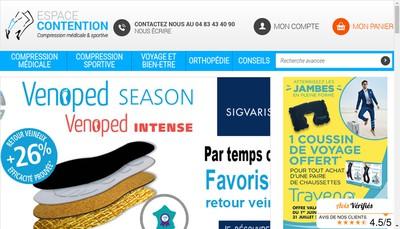 Site internet de Pharmacie Silvestre