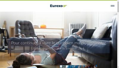Site internet de Eurexo