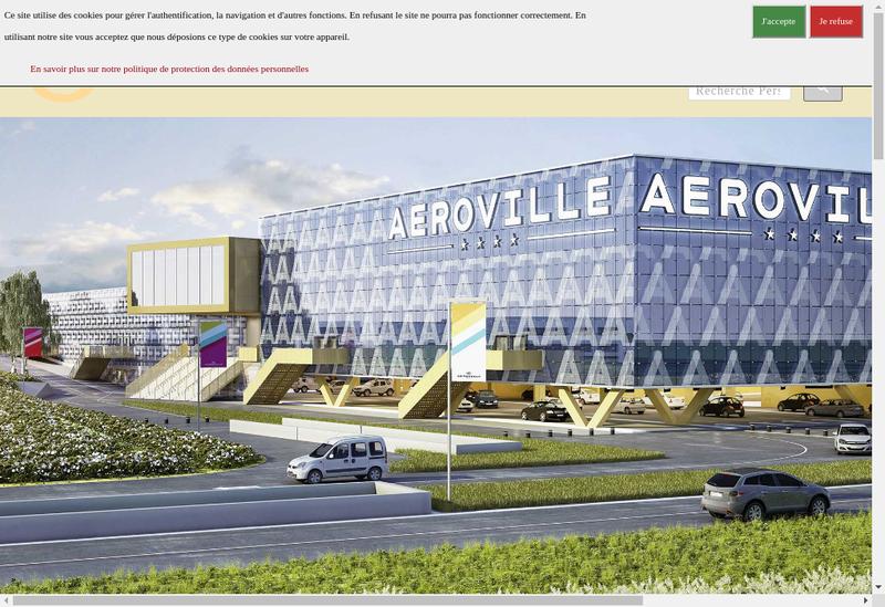 Capture d'écran du site de Eurisol