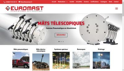 Site internet de Euromast