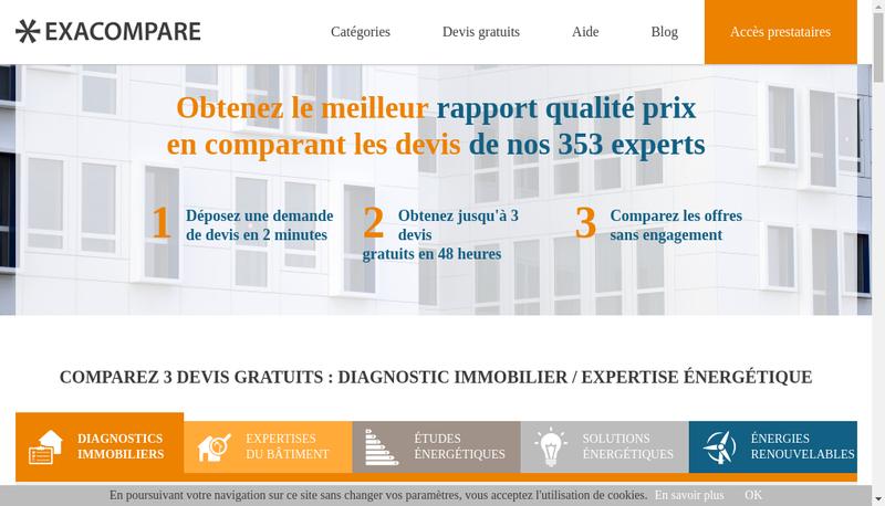 Capture d'écran du site de Thierry Barbet