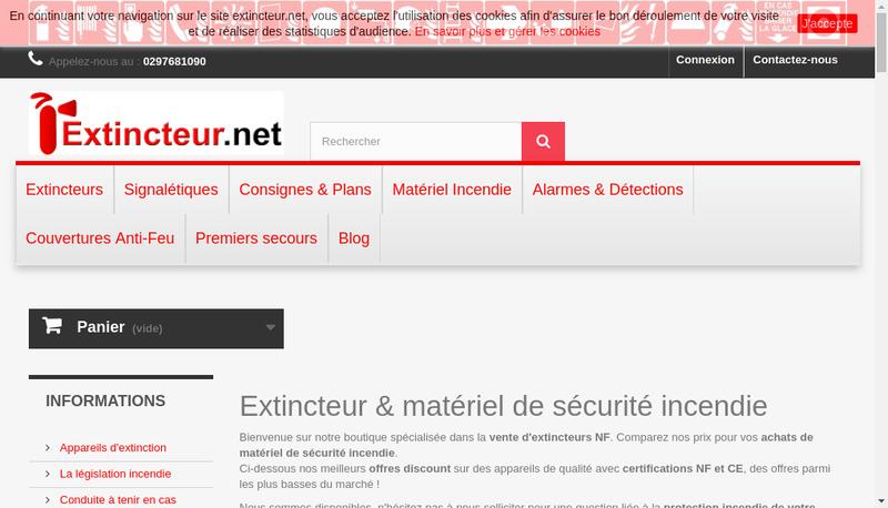 Capture d'écran du site de Wapi Bike