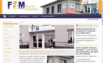 Site internet de F2M