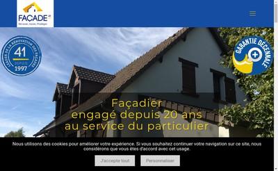 Site internet de Facade 41