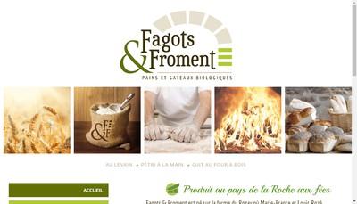 Site internet de Fagots et Froment