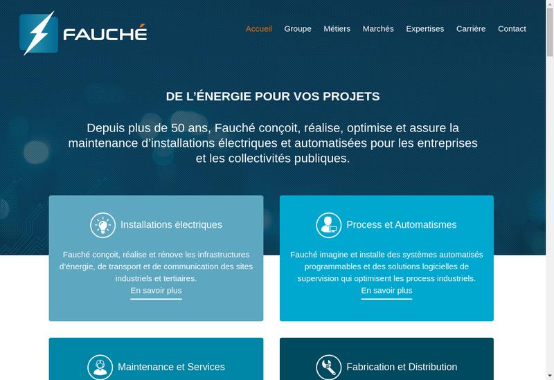 Capture d'écran du site de Financiere du Moulin