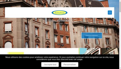 Site internet de Fermedoux