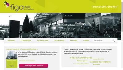 Site internet de Figa
