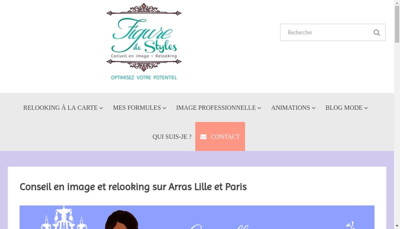 Capture d'écran du site de Suzanne Ngambunda