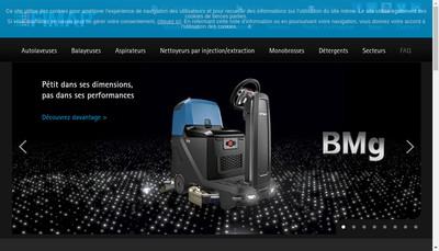 Site internet de Fimap