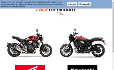 Site internet de Garage Folie Mericourt
