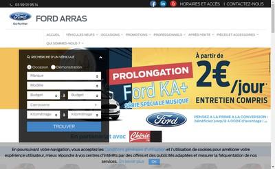 Site internet de Autovale Bleu