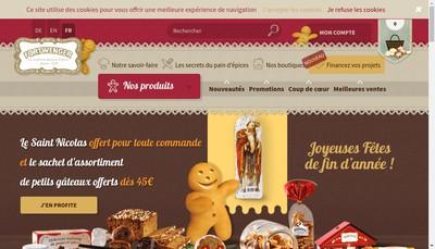 Site internet de Fortwenger SARL