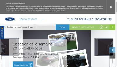 Site internet de Ab Car Auto Location