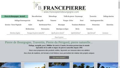 Site internet de Carrelagepierre Com