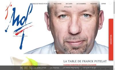 Site internet de Le Parc Franck Putelat