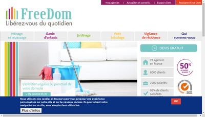 Site internet de Free Dom Lagny - Thorigny