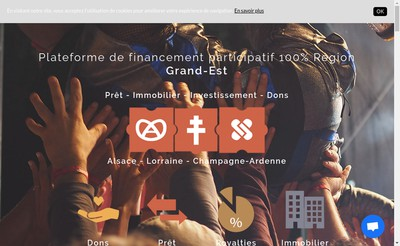 Site internet de Freelendease