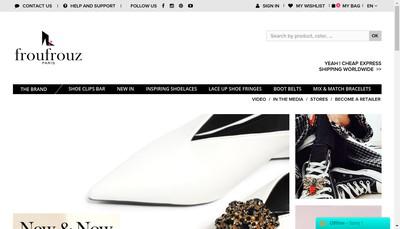 Site internet de Froufrouz