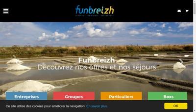 Site internet de Funbreizh