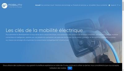 Site internet de Total Ev Charge