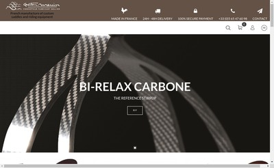 Site internet de Societe Gaston Mercier Developpement