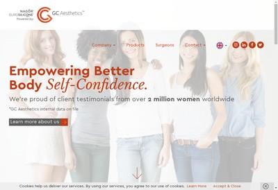 Site internet de Europrotex