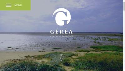 Site internet de Gerea