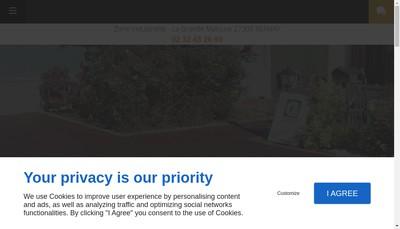 Site internet de Entreprise Girard SA