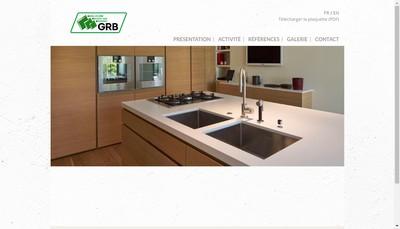 Site internet de Grb