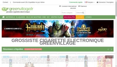 Site internet de Twinhead France