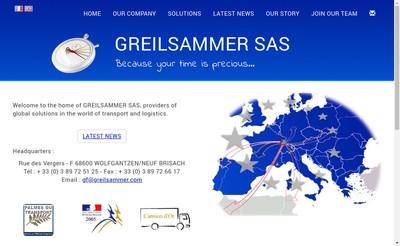 Site internet de Greilsammer