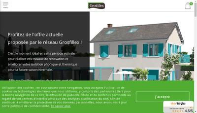 Site internet de Grosfillex