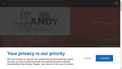 Site internet de Regoli