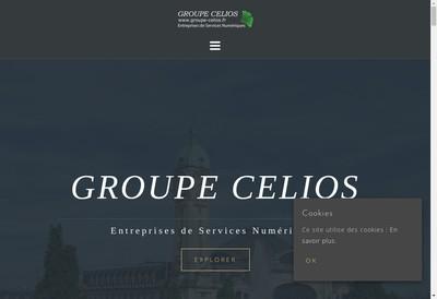 Site internet de Celios Conseils