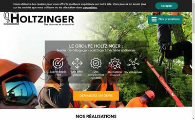 Site internet de Holtzinger